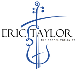 Eric Taylor – The Gospel Violinist Logo
